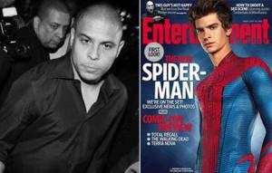 O que o Homem Aranha e @claroronaldo tem em incomum? Vem descobrir!