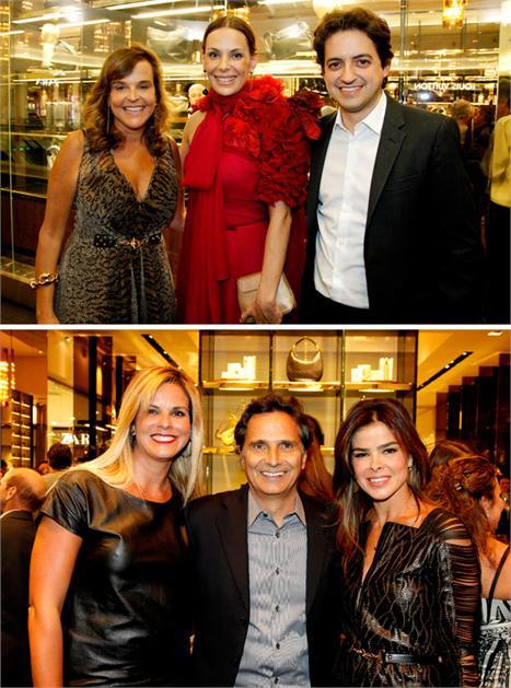 a00e153136e65 Confira como foi a inauguração da loja da Gucci em Brasilia! – Notas ...