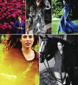 "Já viu Charlotte Casiraghi na capa da ""Vogue Paris"" de setembro?"