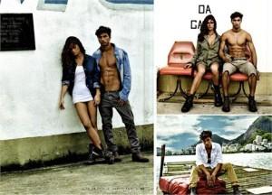 Alinne Moraes na Vanity Fair italiana? Sim, nós temos as fotos aqui!!