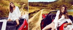 Glamurama tem as primeiras imagens da campanha de verão 2012 da Carina Duek!