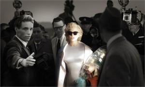 Caiu na internet mais uma foto da atriz Michelle Williams como Marilyn Monroe em seu próximo filme