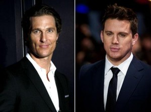 Matthew McConaughey tira tudo! Ou quase isso…
