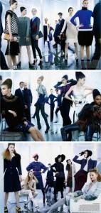 Tem editorial com brasileiras na Vogue norte-americana de setembro!
