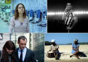 Três filmes brasileiros no Festival de Toronto. Ebaaaa!