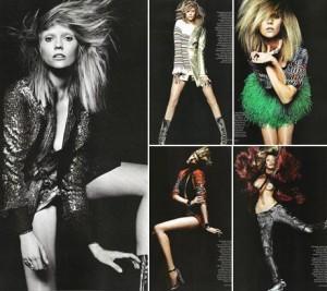 Já viram a modelo @marthastreck na edição de setembro da @ELLEUK???