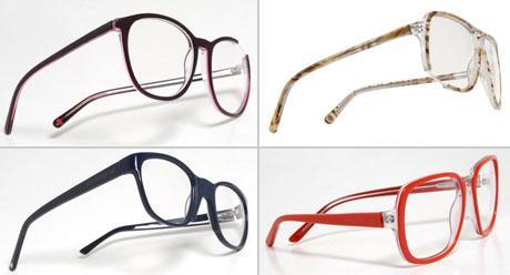 c51742eb6d281 Óculos de grau da linha Vista  mais uma coleção em parceria com o estilista  Alexandre