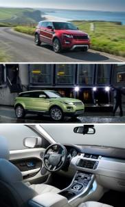 Glamurama testou o Evoque, novo carro da Land Rover…