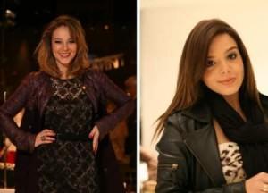Falamos com Paola Oliveira e Giovanna Lancelotti aqui na loja da Schutz
