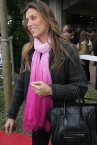 Carola Diniz Gelpi também aderiu ao óleo de coco