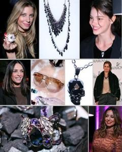 """Cinco glamurettes escolhem as suas joias preferidas da coleção """"Wings of Fantasy"""", da Swarovski"""