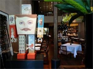 Conhece o artista plástico Rafael Silveira? A gente aprova, o Alex Atalla também…