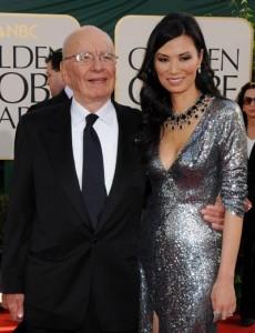 Após escândalo, a carreira de Wendi Deng, a mulher de Rupert Murdoch, está tomando um novo rumo…