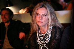 """A atriz Bruna Lombardi amou o filme """"Meia-Noite em Paris"""""""