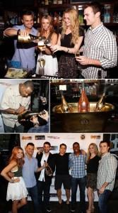 O champanhe Armand de Brignac está fazendo o maior sucesso e pode ser encontrada na Todovino