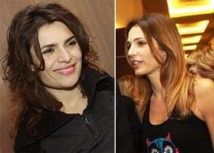 Arieta Corrêa e Camila Espinosa revelam os corretivos luxo que usam!