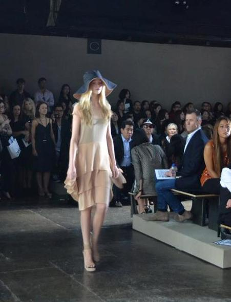 DKNY: desfile na Semana de Moda de Nova York