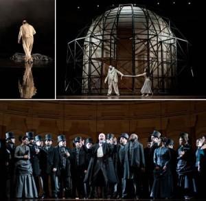 """Foi incrível a montagem da ópera """"Rigoletto"""", de Giuseppe Verdi, apresentada na cerimônia de comemoração do centenário do Teatro Municipal de São Paulo"""