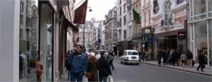 Antonio Bivar adora dar um giro pela região de Mayfair em Londres, e mostra o que tem de mais bacana