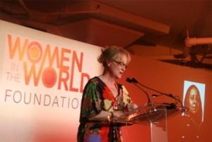 Em NY, Glamurama acompanhou o lançamento do Women in the World Foundation