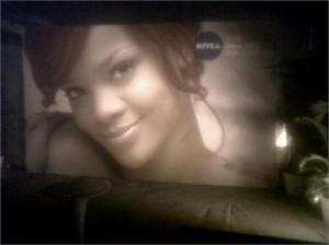 Espaço da Nivea fervendo aqui no show da Rihanna!