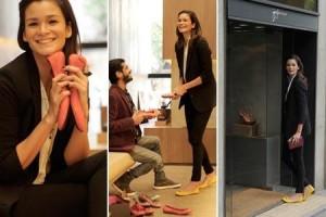 Carol Ribeiro passou pela Zeferino e dicas para a escolha certa de sapatos!