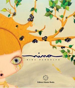 "Book ""Nina"": from pencil to spray"
