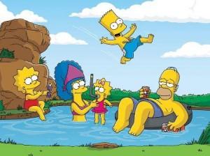 Os Simpsons renovaram o contrato por mais duas temporadas!