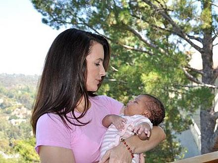 Kristin Davis e Gemma Rose Davis: nova etapa
