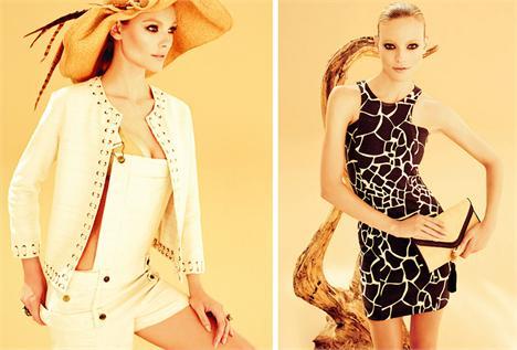 Campanha de verão 2012 de Giuliana Romanno: que venha o calor!