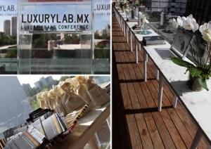 O Mercado de Luxo sempre rende ótimas discussões, né? A gente tá sabendo de um evento em torno do tema lá na Cidade do México