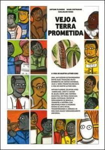 "A ""graphic novel"" ""Vejo a Terra Prometida"" conta a vida do ativista Martin Luther King"