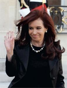 Cristina Kirchner está em Buenos Aires