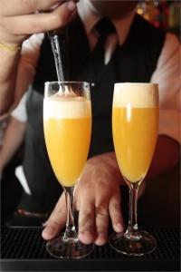 Glamurama adorou o Bellini, um drink delicioso do Tutto Italiano! E dá pra fazr em casa…d