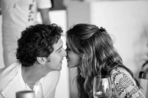 Duda Falci e Marcelo Franco vão se casar neste sábado, no Rio… Os amigos estão contando os minutos