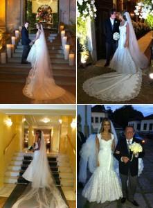 O Rio foi o cenário de um casamento lindo e emocionante nesse sábado! Glamurama tem detalhes deliciosos
