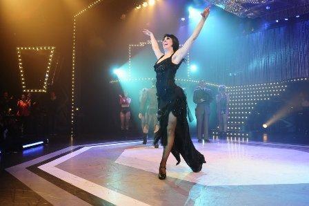 """Claudia Raia in """"Cabaret"""": successful evening"""
