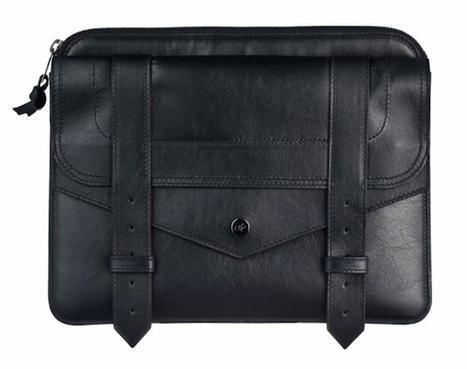 Case para iPad da Proenza Schouler: acessório luxo