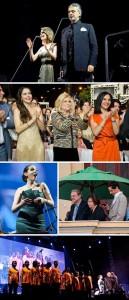 O show de Andrea Bocelli em BH foi cheio de emoções, e a gente tava lá pra conferir de perto #fiat