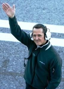 E Michael Schumacher que está sendo acusado de trair a Alemanha… #babado