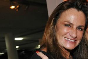 Georgina Brandolini está circulando com uma turma de honra em São Paulo. Sabe quem?