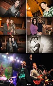 Ringo Starr fez sua primeira apresentação em São Paulo e Glamurama estava lá! No camarote da Nextel pra sermos mais exatos!