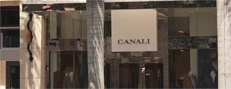 a4615d2db A primeira loja da marca italiana Canali abriu as portas, no shopping  Cidade Jardim, em São Paulo, na última sexta-feira, mas a inauguração  oficial está ...