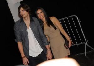 Acabou o casamento de Demi Moore e Ashton Kutcher