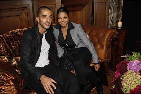 Wissam Al Mana e Janet Jackson: casamento à vista?