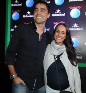 O mais novo papai está feliz da vida! Ricardo Pereira nem dormiu desde que seu filho, Vicente, nasceu!