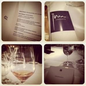 Glamurama provou um menu delicioso, preparado a quatro mãos por Jum Sakamoto e Salvatore Loi!