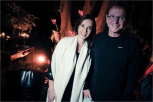 Esther e Murilo Schattan vão dar uma festa superbacana lá em Miami!