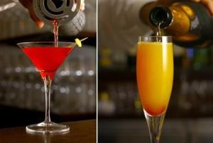 Para esta quinta-feira, temos não uma, mas duas receitas de drinks tradicionalíssimos!!!