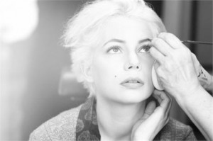 Veja cliques incríveis de Michelle Williams como Marilyn Monroe